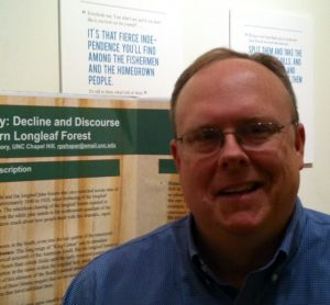 "Rob Shapard-- ""A Prospect of Beauty: Decline and Discourse in the Great Southern Longleaf Forest"""