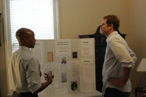 A former Summer Research Fellow discusses his project.