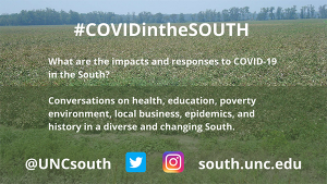 #COVIDintheSOUTH