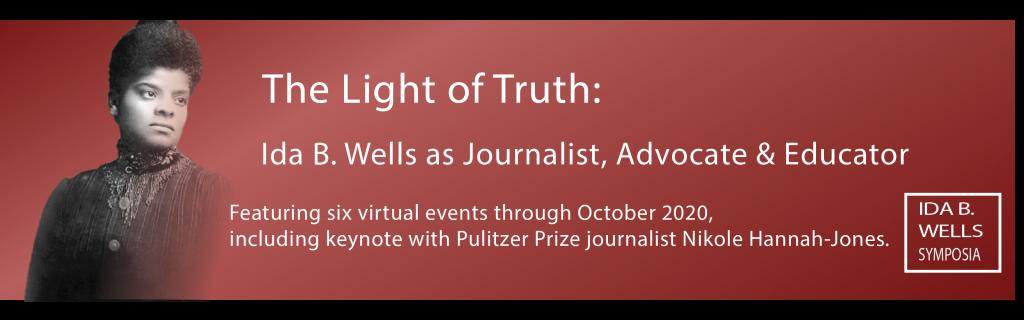 Ida B Wells Symposia Oct 2020
