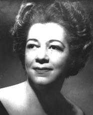 A photograph portrait of Marvel Cooke.